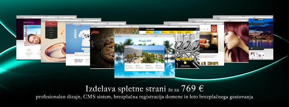 Izdelava spletne strani